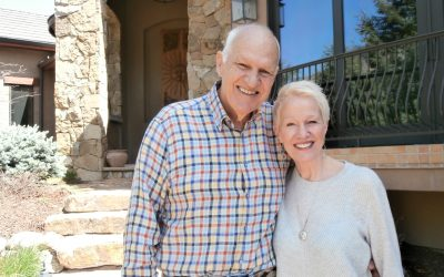 Bart and Cathy Holaday Find a Great Home