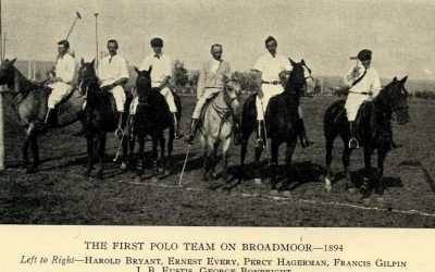 A Community Legacy:  The Broadmoor Polo Fields