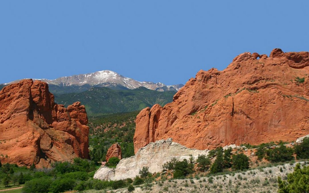 Red Rocks, Mountain Views and So Much More